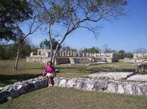 Mayapan in Yucatan