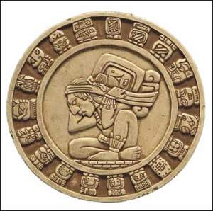 Mayan Calendar - The 20 Day Signs and Yearbearer