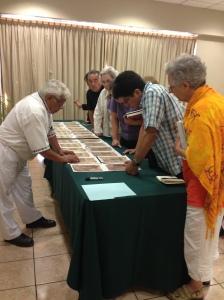 Hunbatz Men discussing  ancient Maya codex