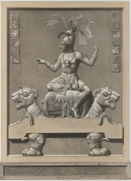 The Beau Relief Jean-Frederic Waldeck