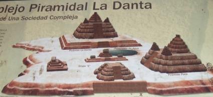 La Danta complex at El Mirador