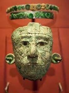 Mask of Red Queen - Jade and Jadeite