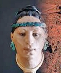 Tz'aakb'u Ahau The Red Queen Wife of Pakal, called Lalak in this story