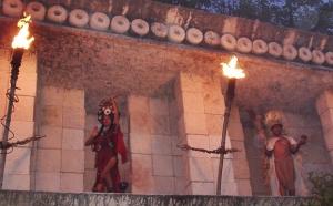 Ancient Mayan Ceremony