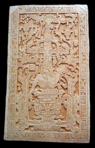 Pakal's Sarcophagus Lid
