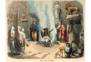 Oracle of Delphi - Pythia