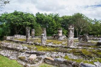 San Gervasio Maya Ruins Cozumel
