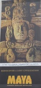 Maya Exhibit Poster