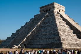 Descent of the Feathered Serpent, Chichen Itza, Pyramid of Kukulkan