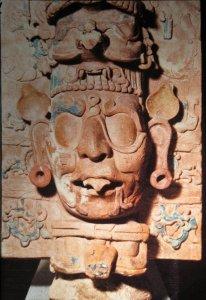 Mayan Sun God -- K'inich Ahau