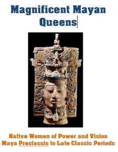 Booklet on Mayan Queens