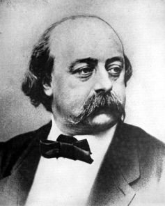 Photo of Gustave Flaubert, French Novelist