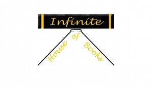 Logo for Infinite House of Books.