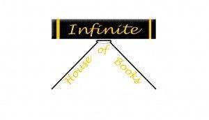 Logo for Infinite House of Books.